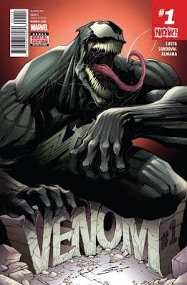 Comic completo Venom Volumen 3