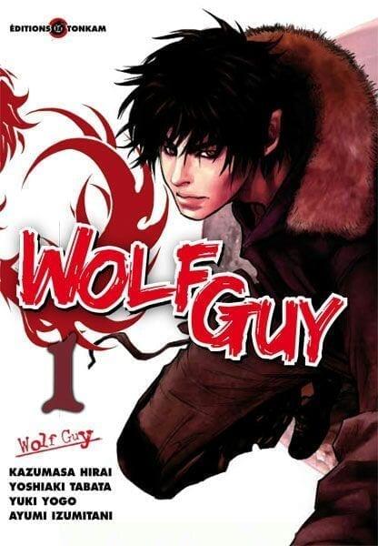 Descargar Wolf Guy manga