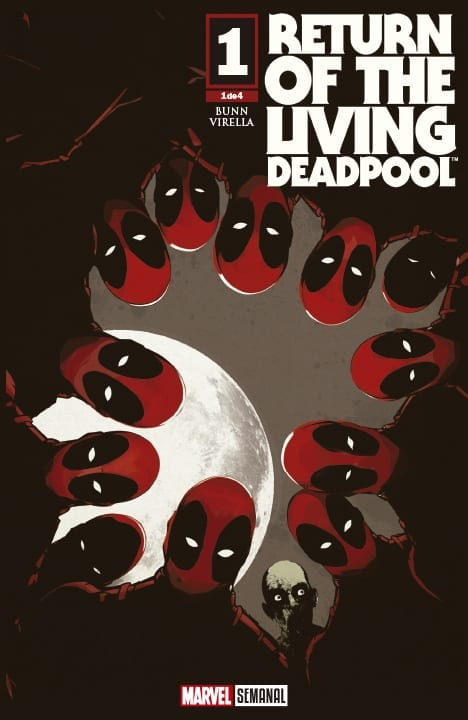 Comic completo Return Of The Living Deadpool
