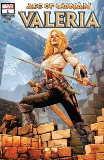 Descargar Age of Conan Valeria Volumen 1 comic