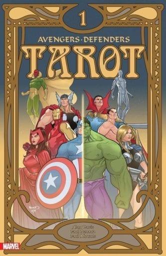 Comic completo Avengers – Defenders: Tarot Volumen 1