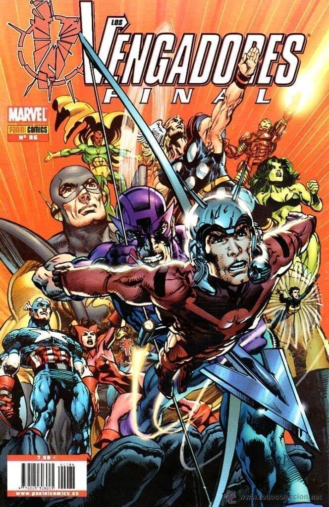 Descargar Avengers Finale comic