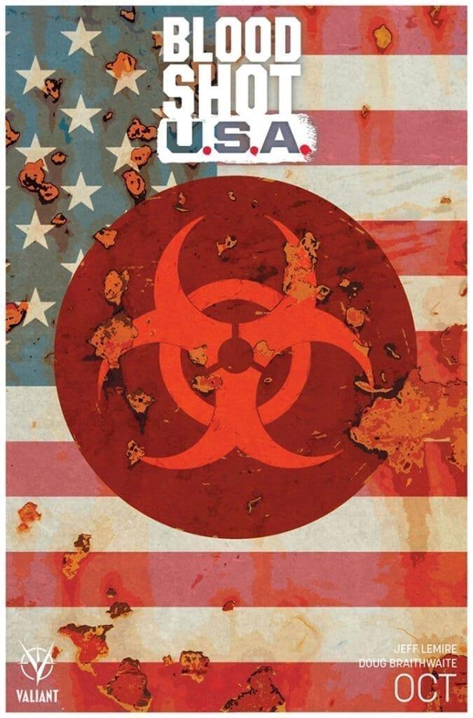 Descargar Bloodshot U.S.A comic