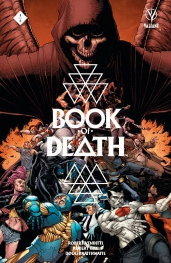 Comic completo Book of Death Volumen 1