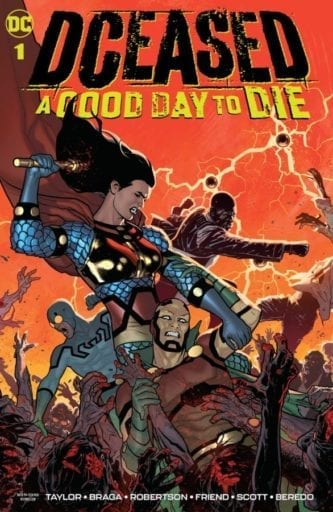 Comic completo DCeased: A Good Day to Die