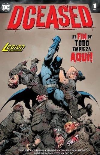 Comic completo DCeased Volumen 1