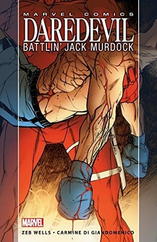 Comic completo Daredevil: Battlin' Jack Murdock