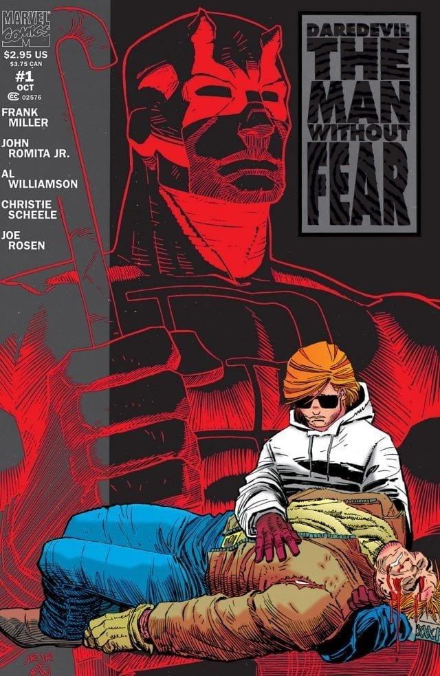 Comic completo Daredevil: El hombre sin miedo