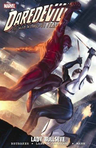 Comic completo Daredevil: Lady Bullseye