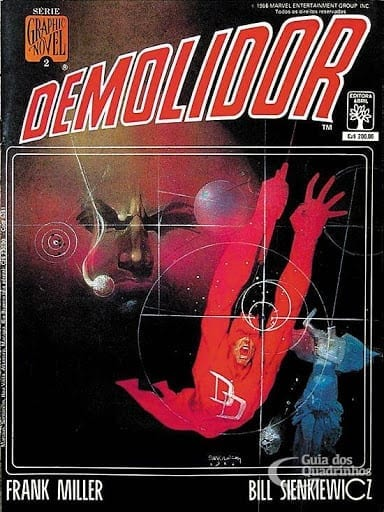 Comic completo Daredevil: Love and War