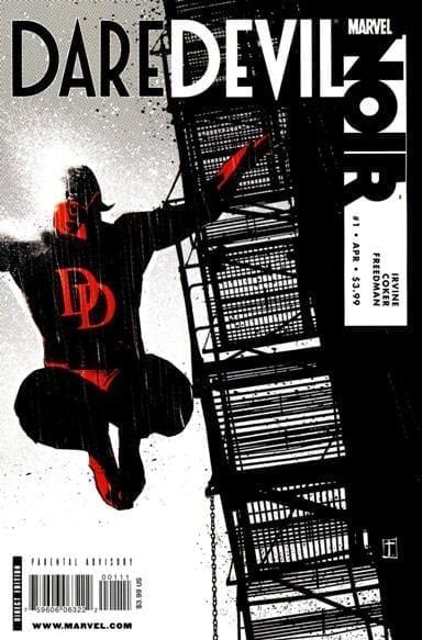 Comic completo Daredevil: Noir