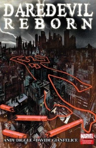 Comic completo Daredevil Reborn