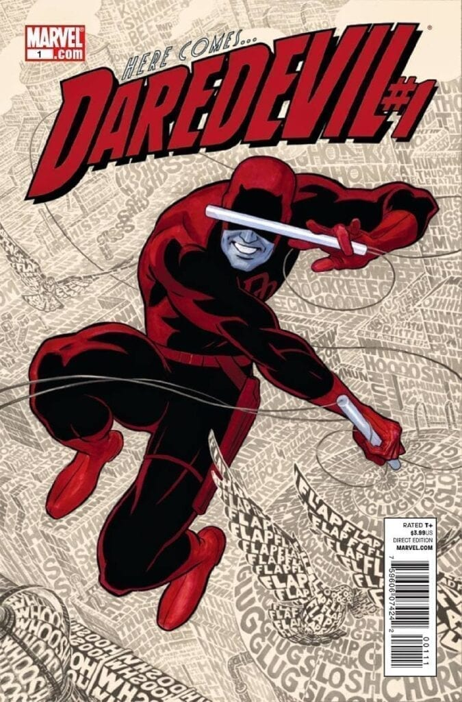 Comic completo Daredevil Volumen 3