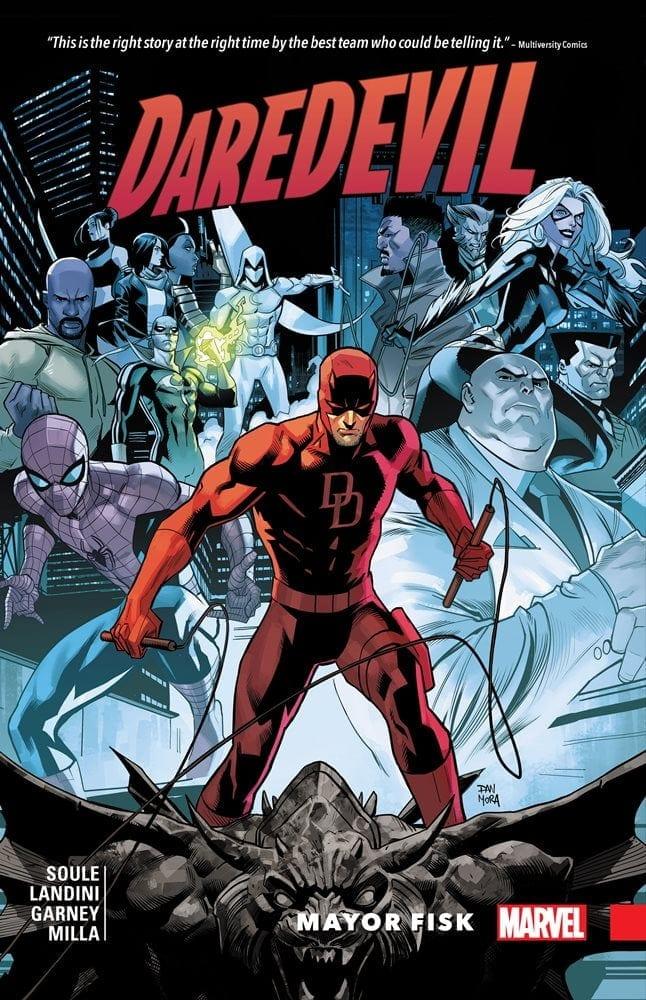 Comic completo Daredevil Volumen 5