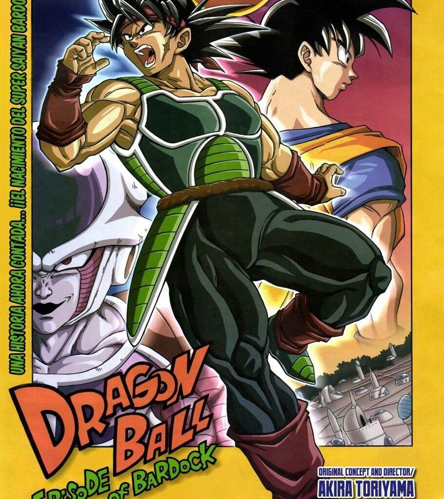 Manga completo Dragon Ball. Especial de Bardock