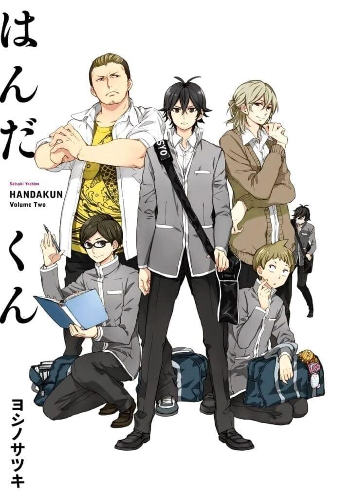 Descargar Handa kun manga