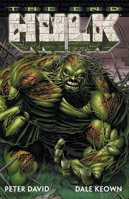 Comic completo The Incredible Hulk: The End