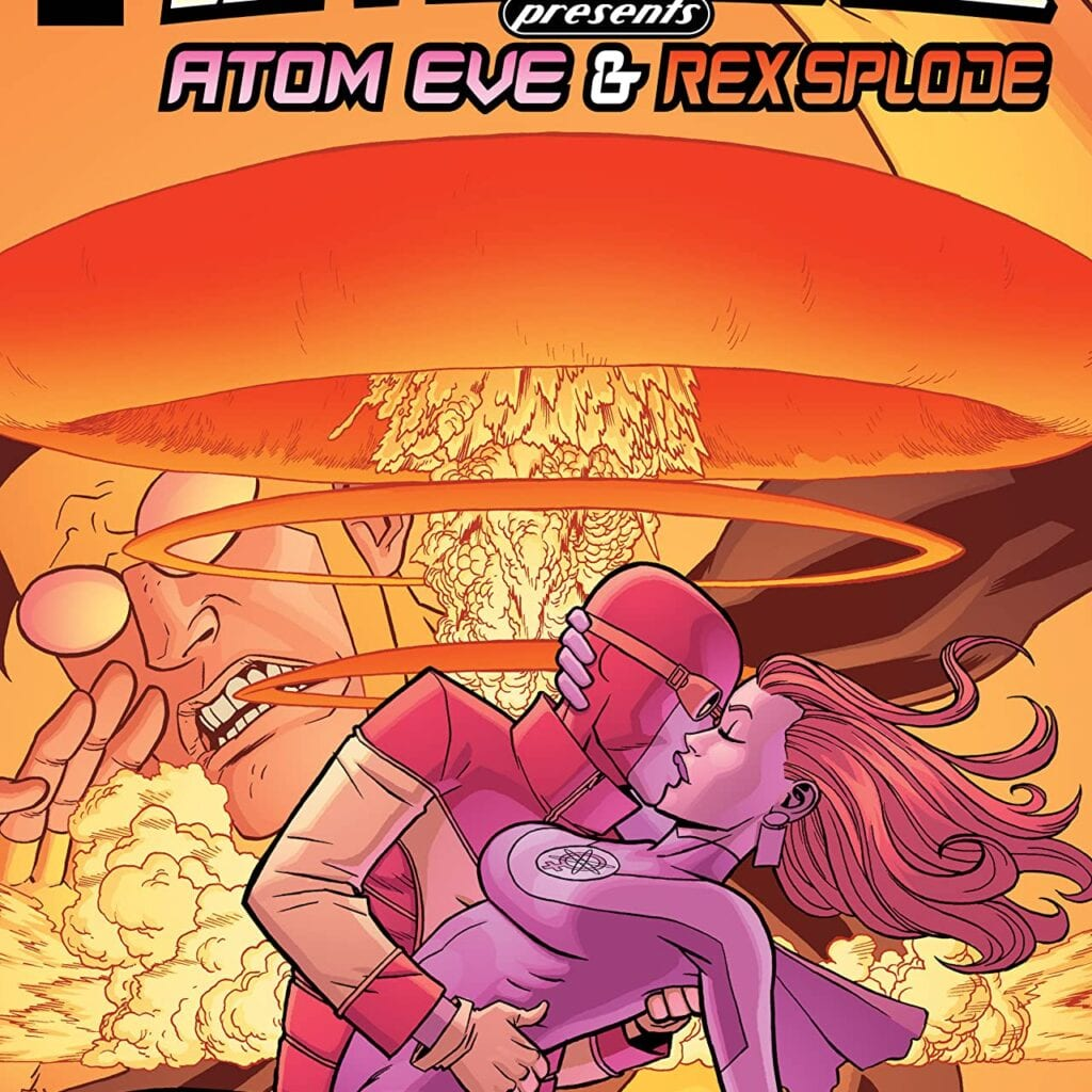 Comic completo Invincible Presents: Atom Eve and Rex Splode