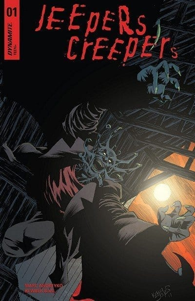 Comic completo Jeepers Creepers Volumen 1