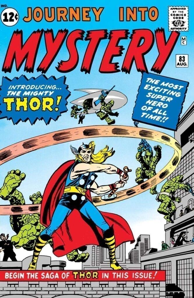 Comic completo Journey Into Mystery Volumen 1