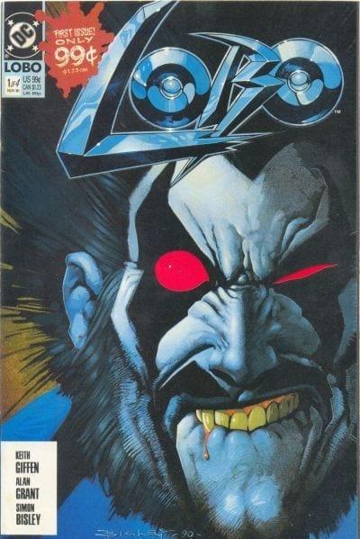 Comic completo Lobo Volumen 1