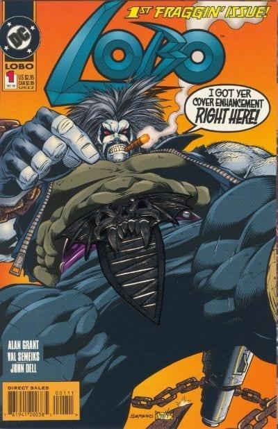 Comic completo Lobo Volumen 2