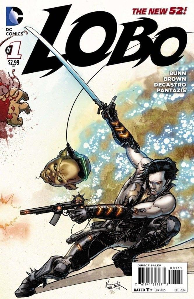 Descargar Lobo Volumen 3 comic