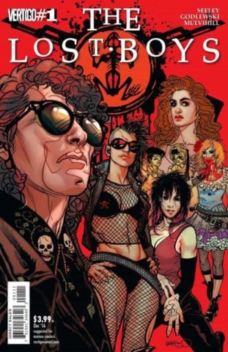 Comic completo Lost Boys: The Lost Girls