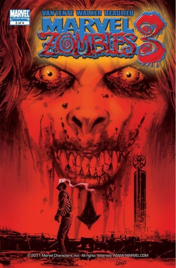 Comic completo Marvel Zombies 3 Volumen 1