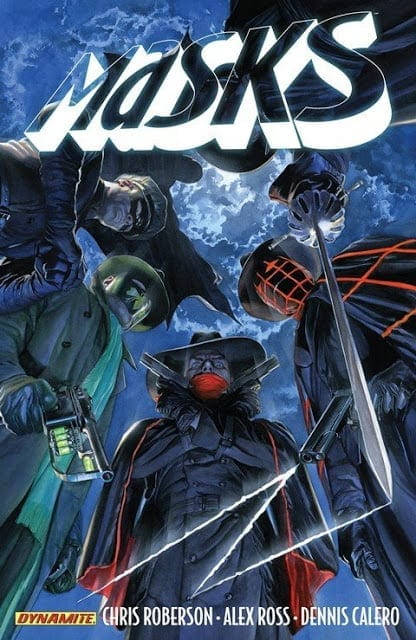 Comic completo Masks Volumen 1