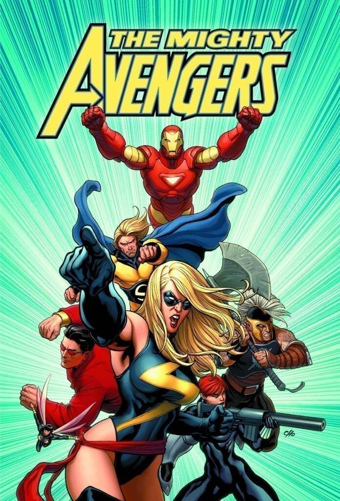 Comic completo Mighty Avengers Volumen 1