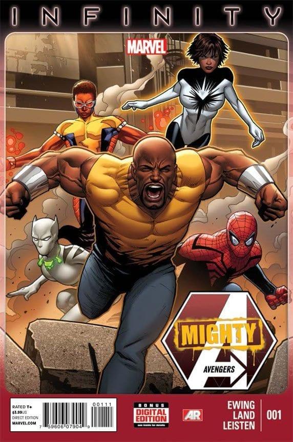 Descargar Mighty Avengers Volumen 2 comic