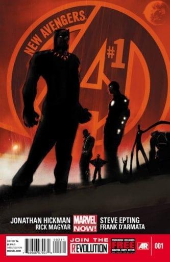 Comic completo New Avengers Volumen 3