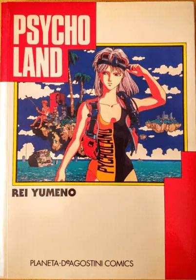 Manga completo Phycholand