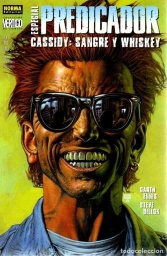 Comic completo Preacher: Cassidy, Blood and Whiskey