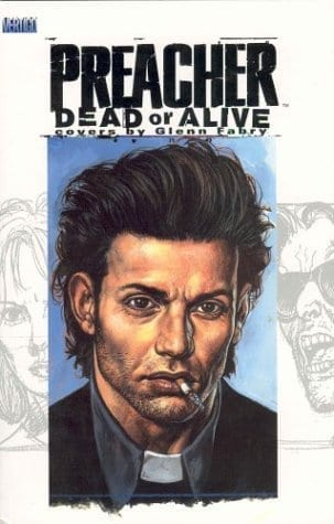 Descargar Preacher Dead or Alive comic