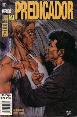 Descargar Preacher Naked City comic