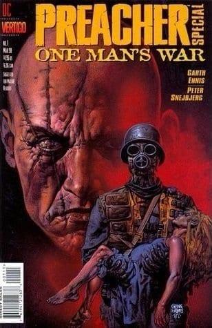 Comic completo Preacher: Private War
