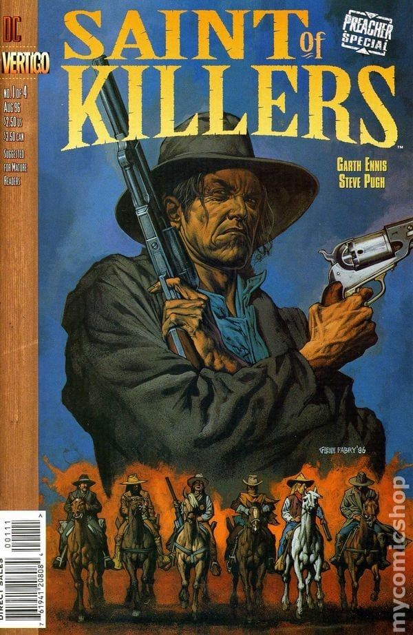Comic completo Preacher: The Saint of Killers