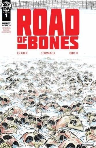Comic completo Road of Bones