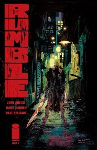 Descargar Rumble Volumen 1 comic