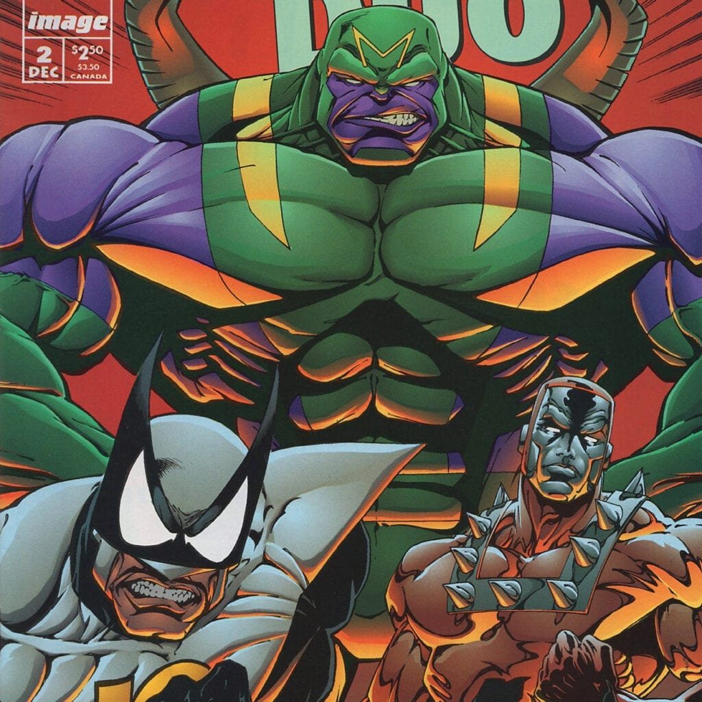 Comic completo Savage Dragon: The Deadly Duo Volumen 1
