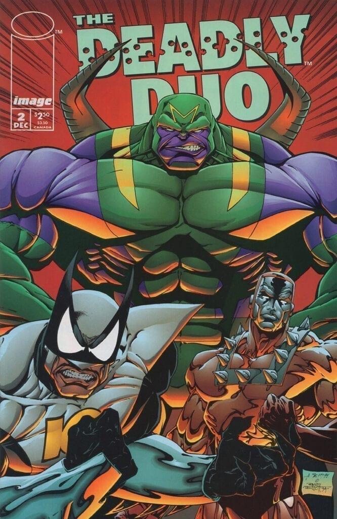 Comic completo Savage Dragon: The Deadly Duo Volumen 1