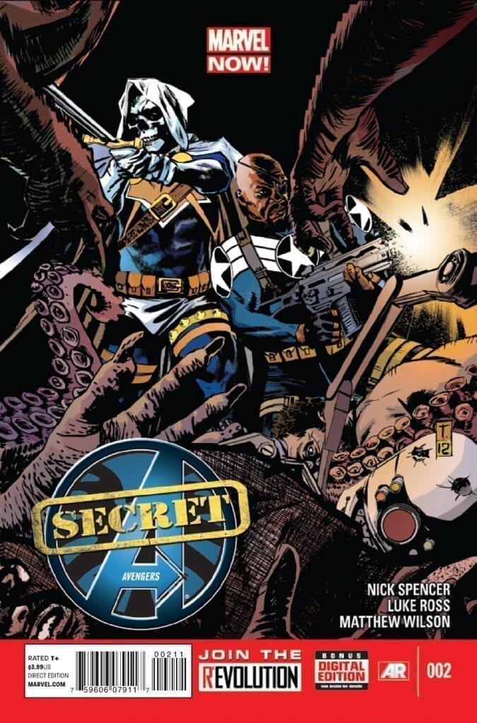Comic completo Secret Avengers Volumen 2