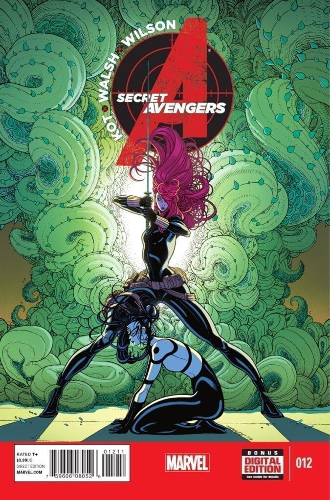 Comic completo Secret Avengers Volumen 3