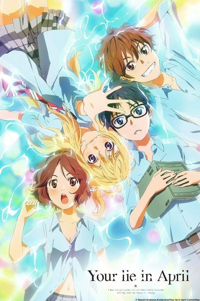 Descargar Shigatsu wa kimi no uso manga