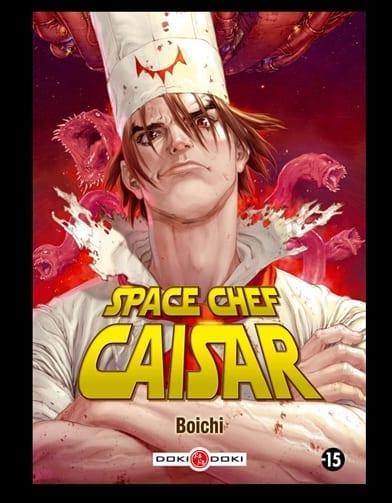 Descargar Space chef caesar mangas