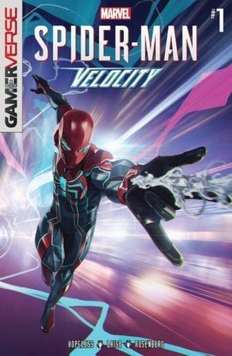 Comic completo Spider-Man: Velocity Volumen 1