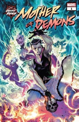 Comic completo Spirits of Ghost Rider: Mother of Demons