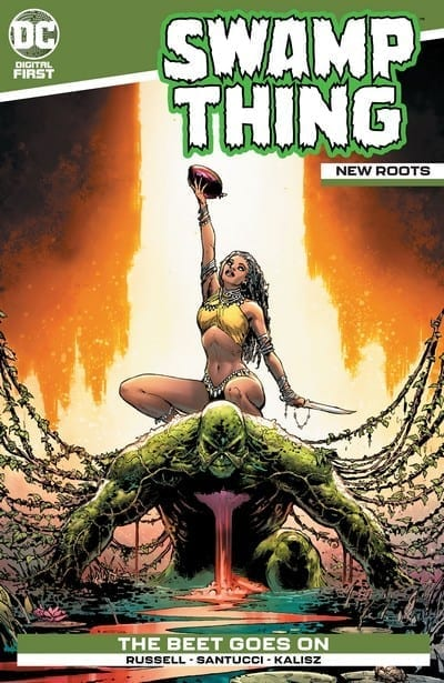 Descargar Swamp Thing – New Roots comic